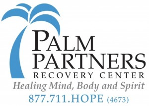What care is provided at the Palm Partners alcohol drug treatment center