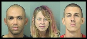 3 Arrests in Sandalfoot SWAT Raid