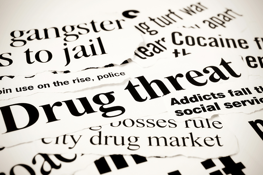 6 Headlines in 2014 Highlighting State of 'War on Drugs'