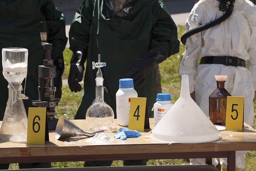 Maine has More Meth Labs than Ever