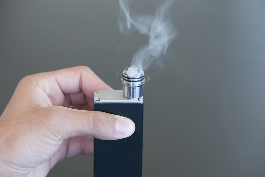 More Possible Bad News for Vapers