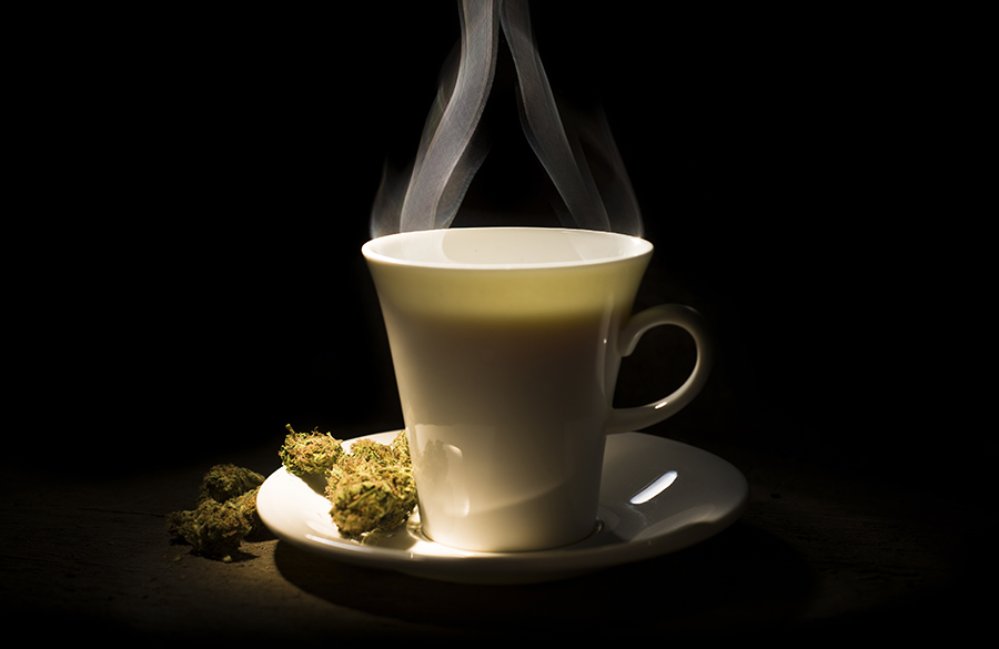 Is There Cannabis in Your Coffee?
