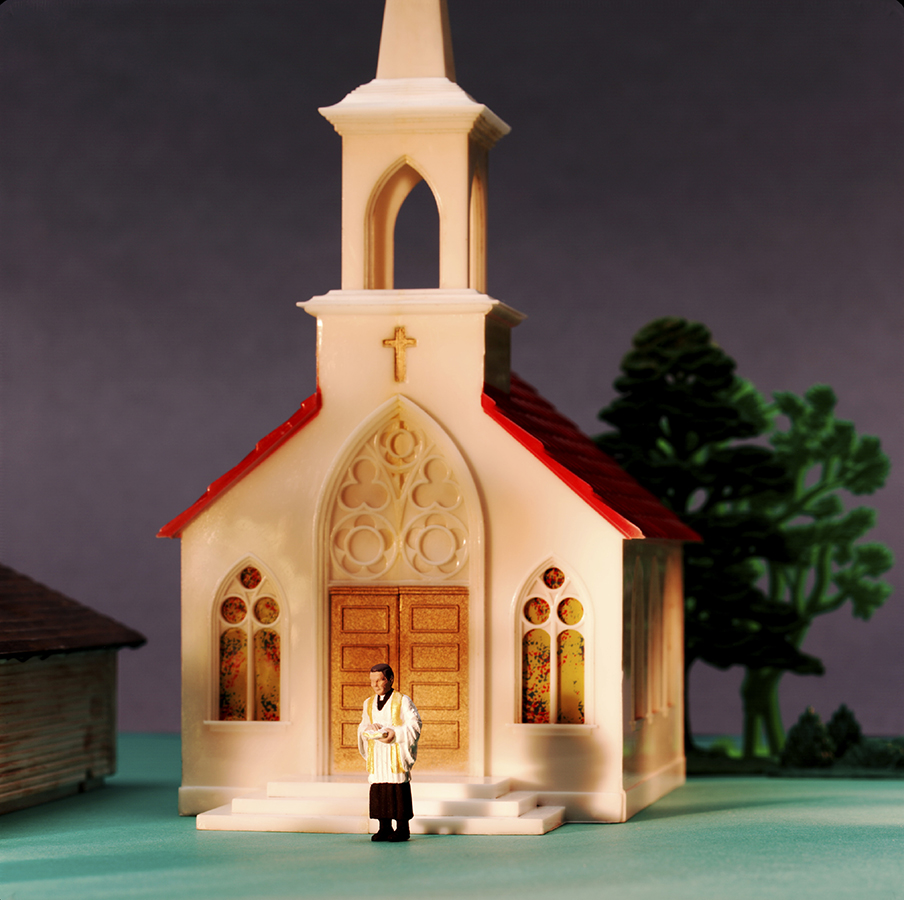 Breaking Bad: Catholic Priest Edition