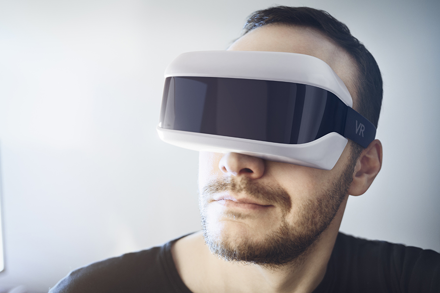 Virtual Reality Therapy Treating Alcohol Abuse