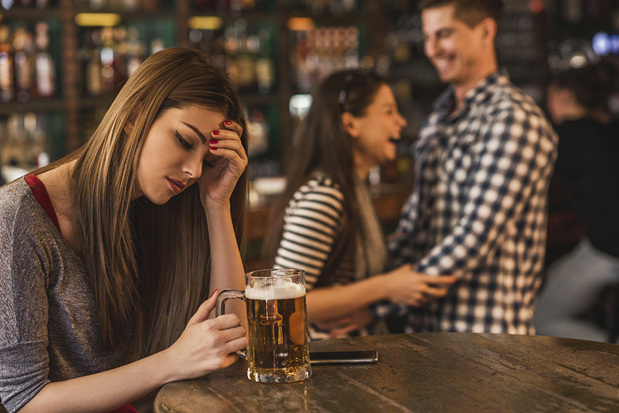 Jealousy and the Alcoholic
