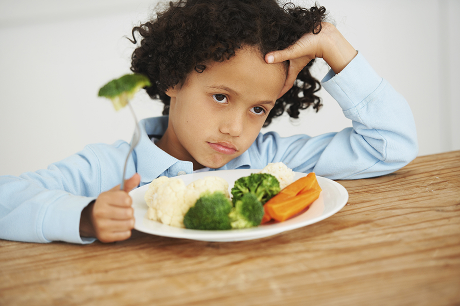 Picky Eating Linked to Depression and Anxiety