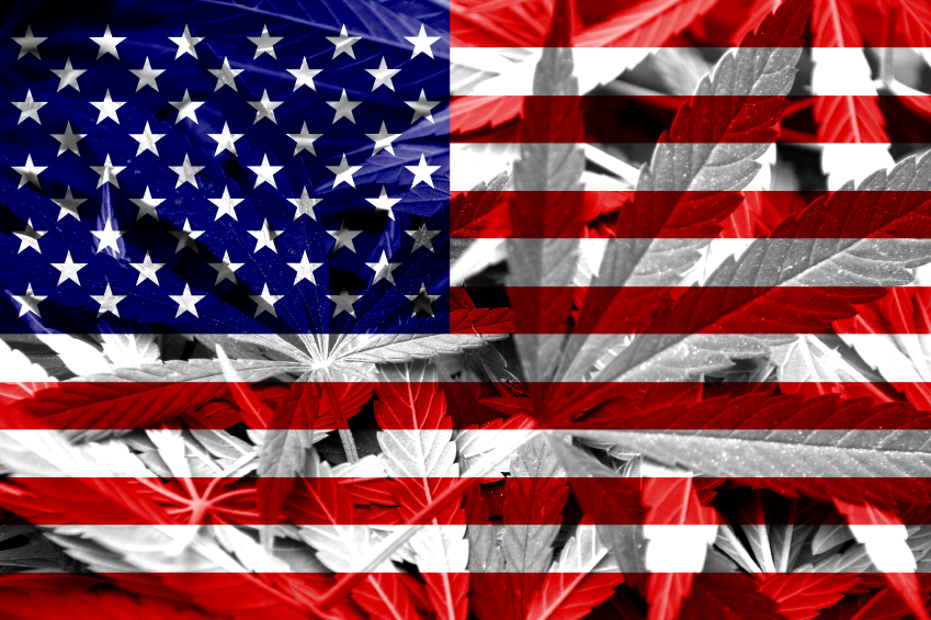 Trump Administration May Take Action against Legal Marijuana States