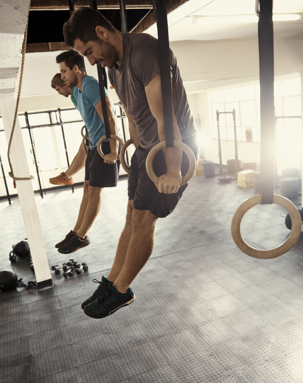 Drug Addicted Men in Treatment Turn to Crossfit