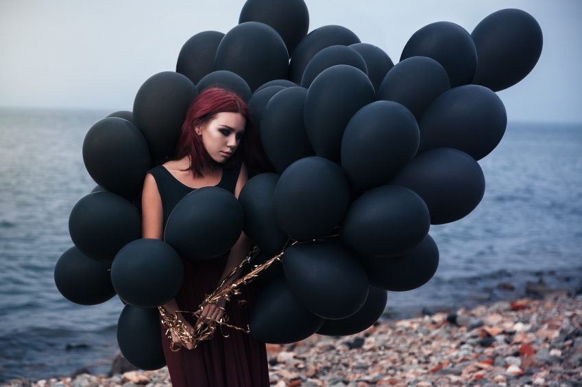 Black Balloon Day Raises Drug Overdose Death Awareness