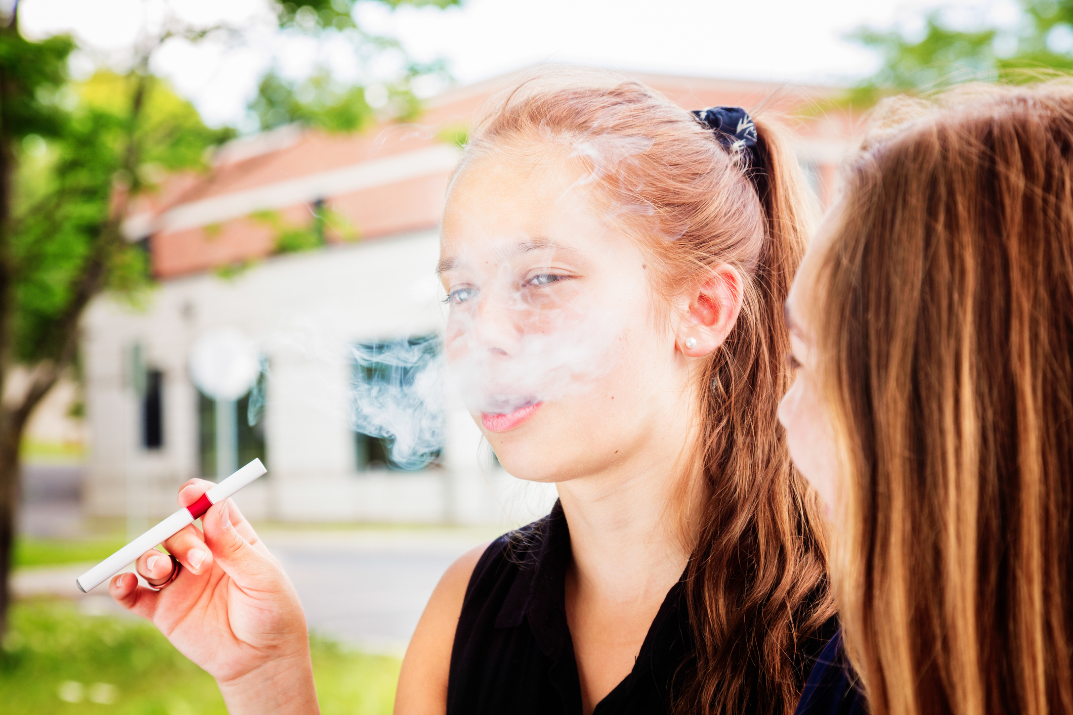 Since 2011, E-Cigarette Use Among Adolescents Increased 900%