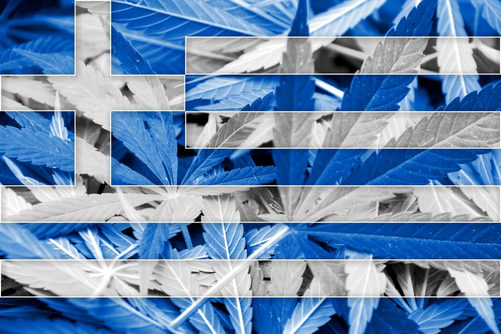 Greece Legalizes Marijuana for Medical Purposes