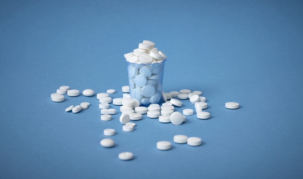 Overprescribing Opioids: Four Doctors Prescribe 6 Million Pills in 1 Year